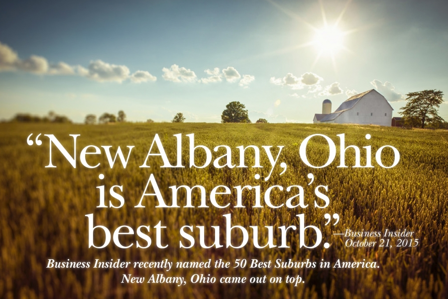 New Albany Ohio New Homes - Builders with Great Reputation