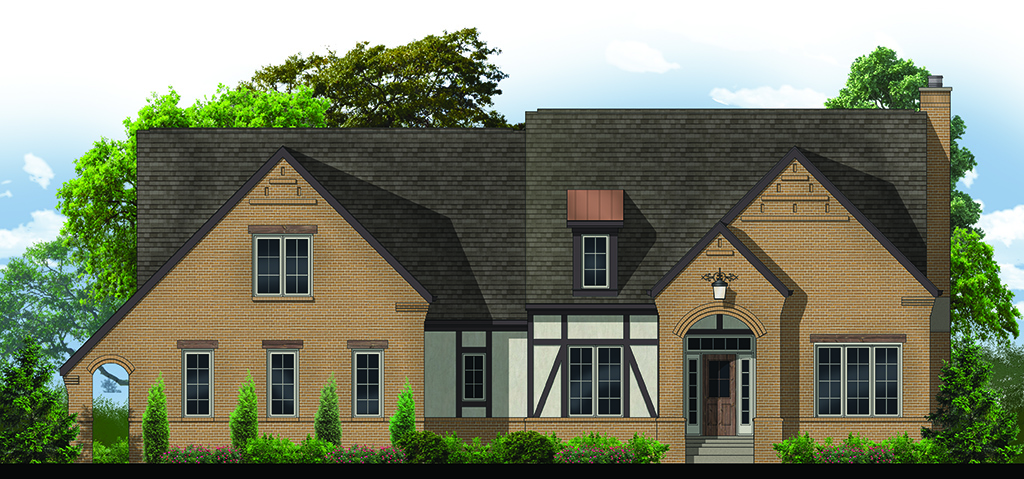 New Custom Home Upper Arlington 2019