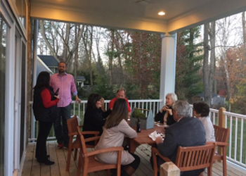 Happy Homeowners Party