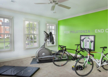 Homeowners Decorate for Pelotonia