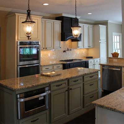 Another Custom Kitchen