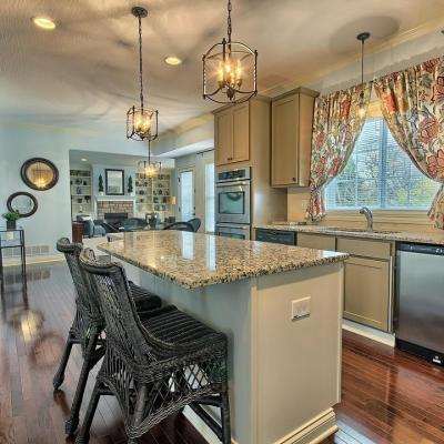 Custom Madison Kitchen