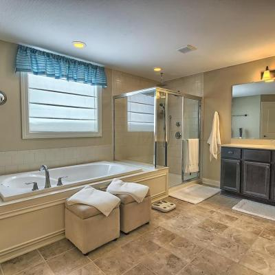 Custom Madison Master Bath