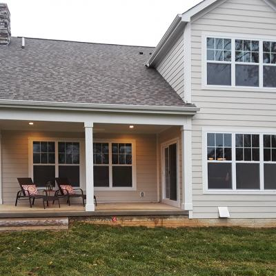 Fairlington Rear Porch