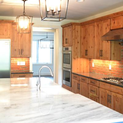 Custom Kitzmiller Kitchen