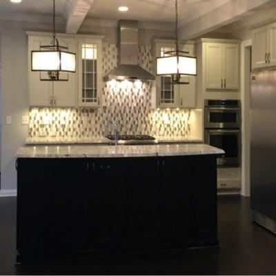 New Albany Links Custom Kitchen